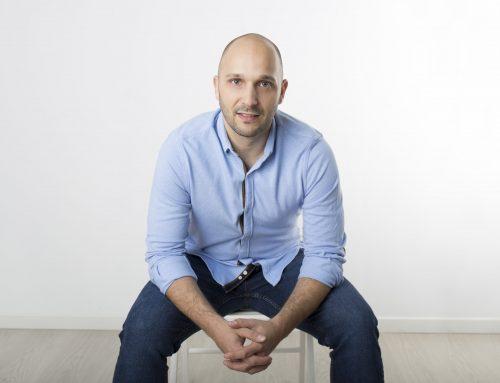 """Entrevista a Saúl Pérez: """"Cambia tu mente para lograr aquello que deseas""""."""