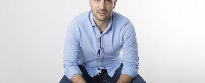 Entrevista a Saúl Pérez: 'Cambia tu mente para lograr aquello que deseas'.