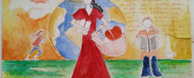 """libro """"La llamada del corazón"""""""